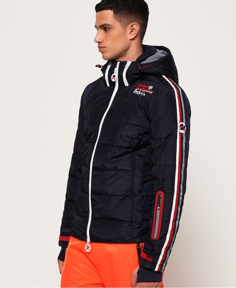 Superdry Snow Command Trophy Jacket thumbnail 1