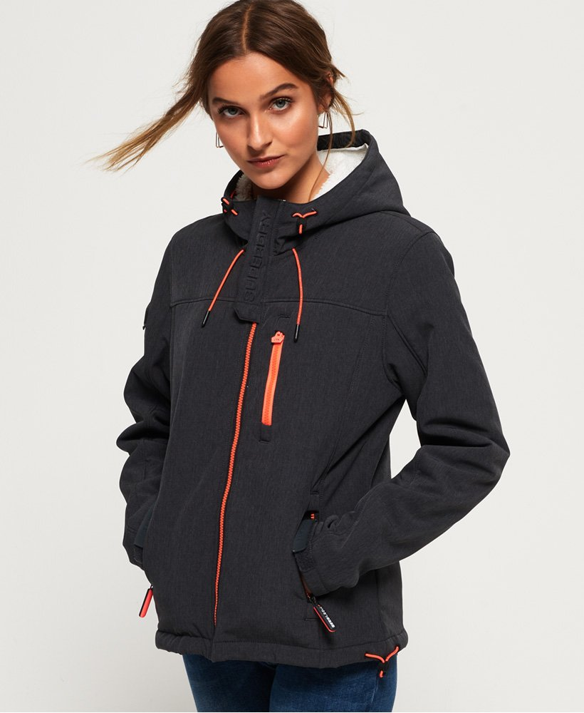 Superdry Hooded Winter SD-Windtrekker Jacket thumbnail 1