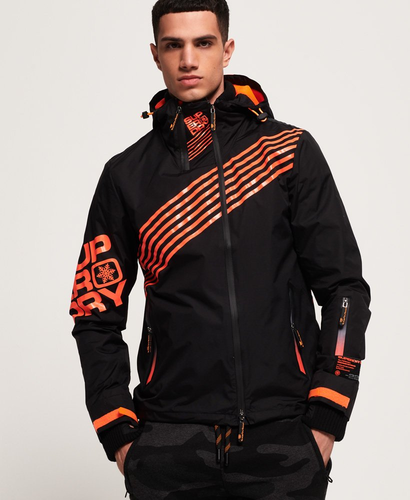 Superdry Diagonal Snow Windjacke