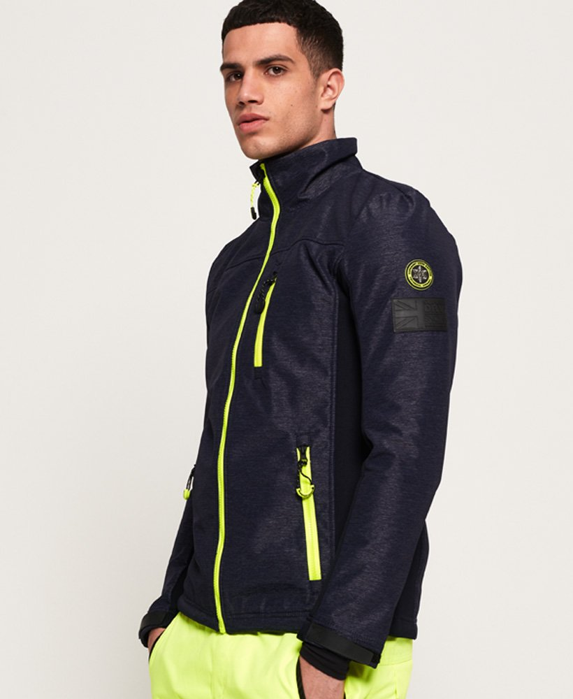 Superdry Flex 360 Bonded Track Jacket thumbnail 1