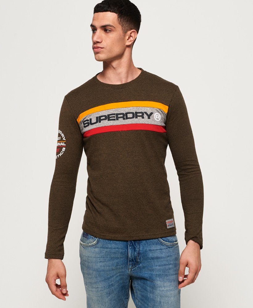 Superdry T-shirt manches longues Trophy thumbnail 1