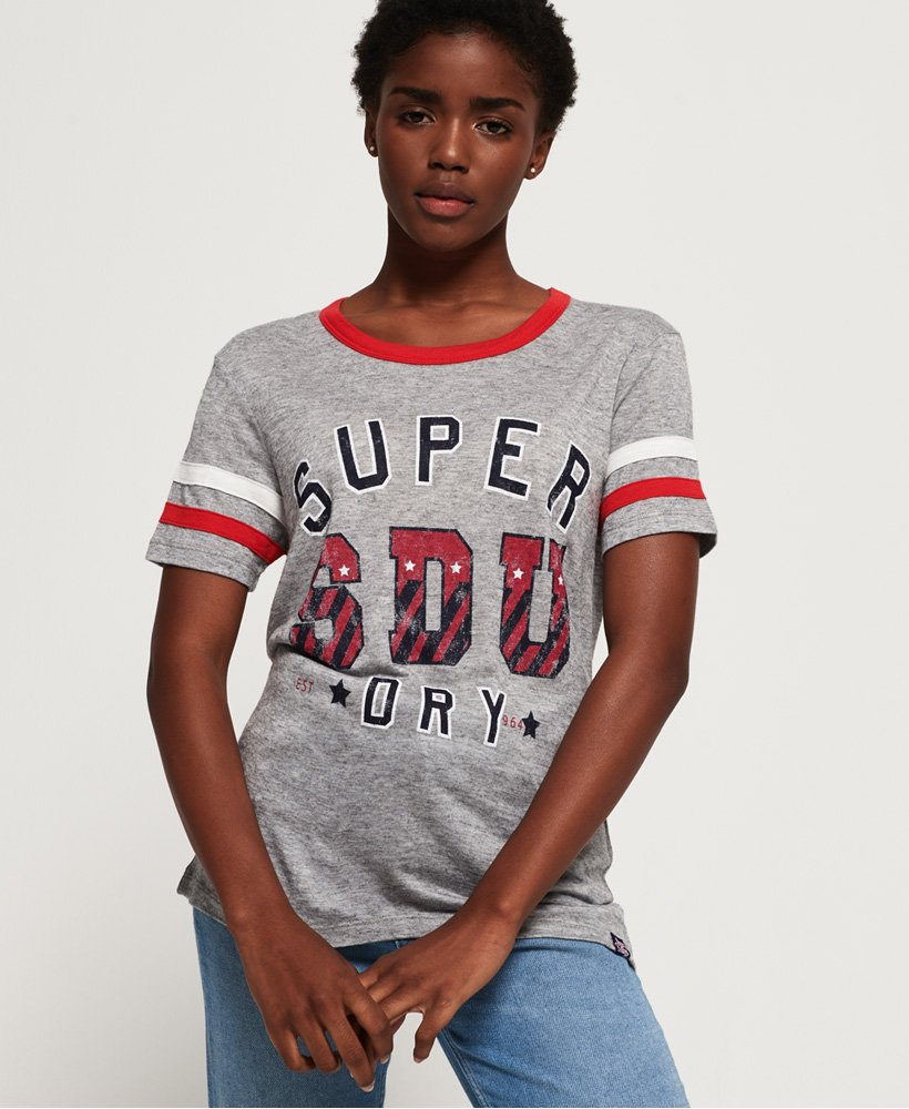 Superdry T-shirt Alana Vintage thumbnail 1