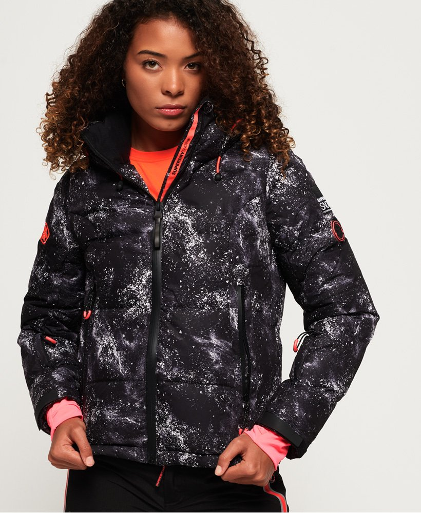 Superdry Snow Shadow Down Jacket thumbnail 1