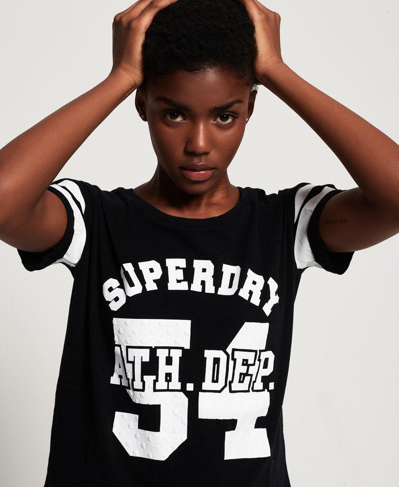 Superdry T-shirt Sport State Boyfriend