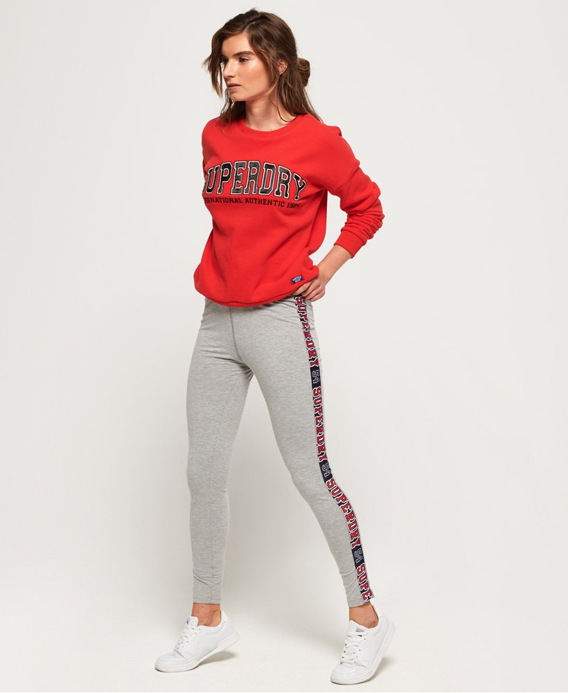 Superdry Playoff Tape Leggings  thumbnail 1