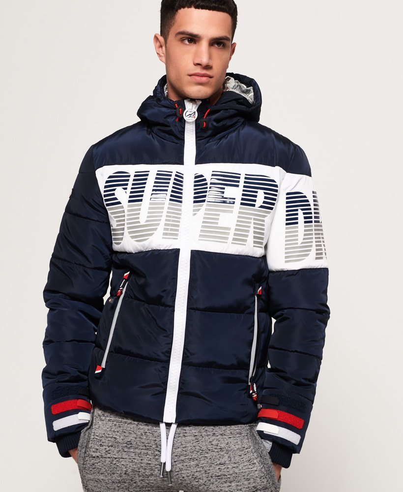 Superdry Japan Breakers Utility Jacket  thumbnail 1