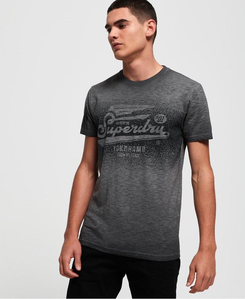 Superdry High Flyers Low Roller T-Shirt  thumbnail 1