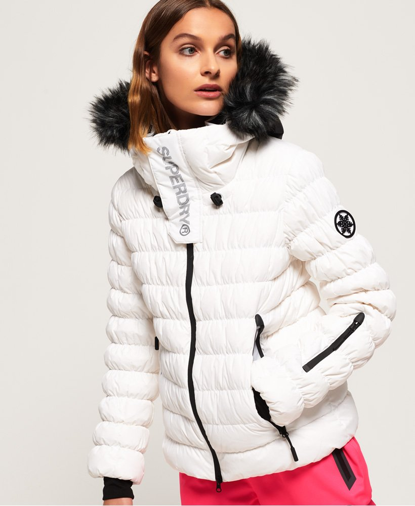 Superdry SD Stealth Ski Down Bomber Jacket thumbnail 1