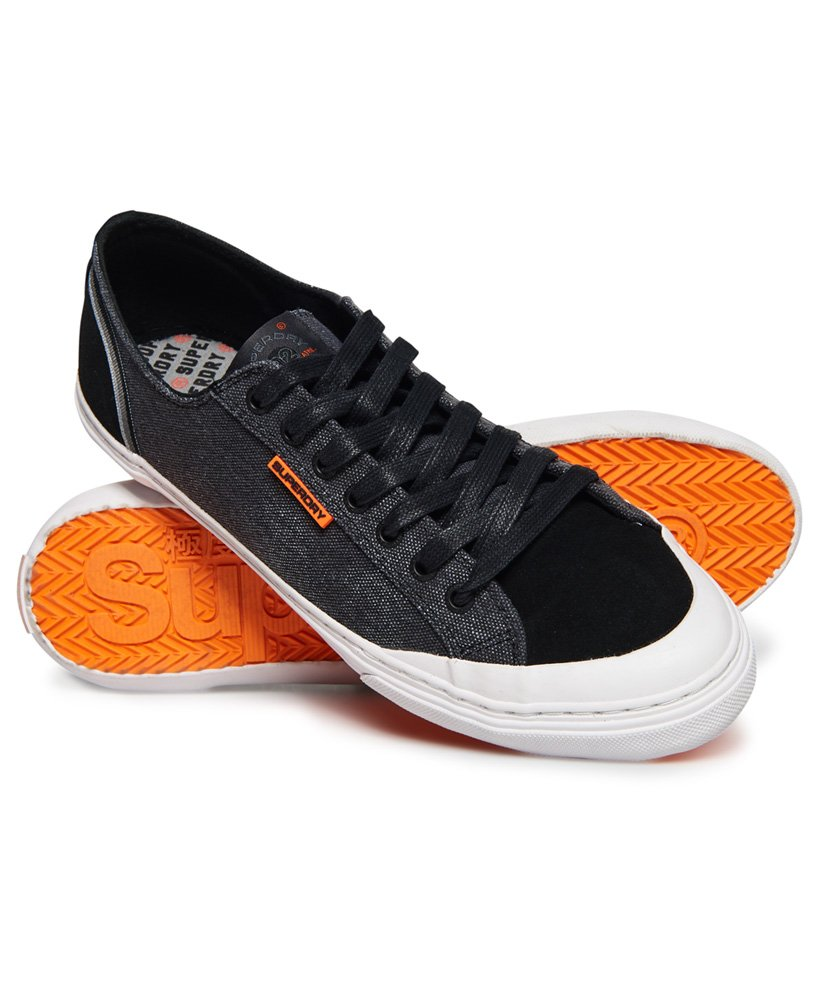 Superdry Retro Low Pro Trainers