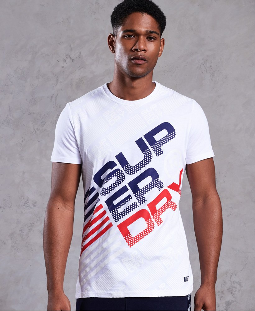 Superdry Multi Diagonal T-Shirt