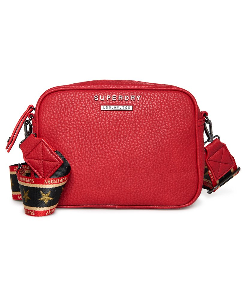 Superdry Delwen Strap Cross Body Bag thumbnail 1