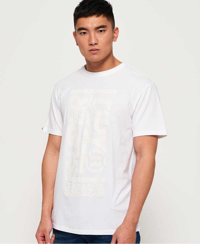 Superdry Surplus Goods Stockwell Wash T-Shirt thumbnail 1