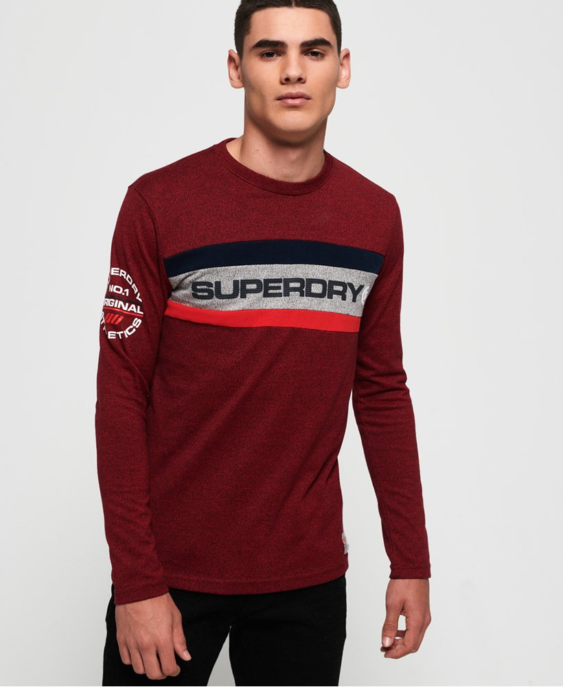 Superdry Trophy Long Sleeve T-Shirt thumbnail 1