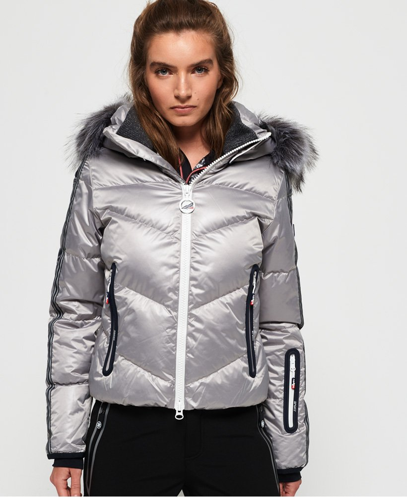 Superdry SD Glacier Down Ski Jacket  thumbnail 1