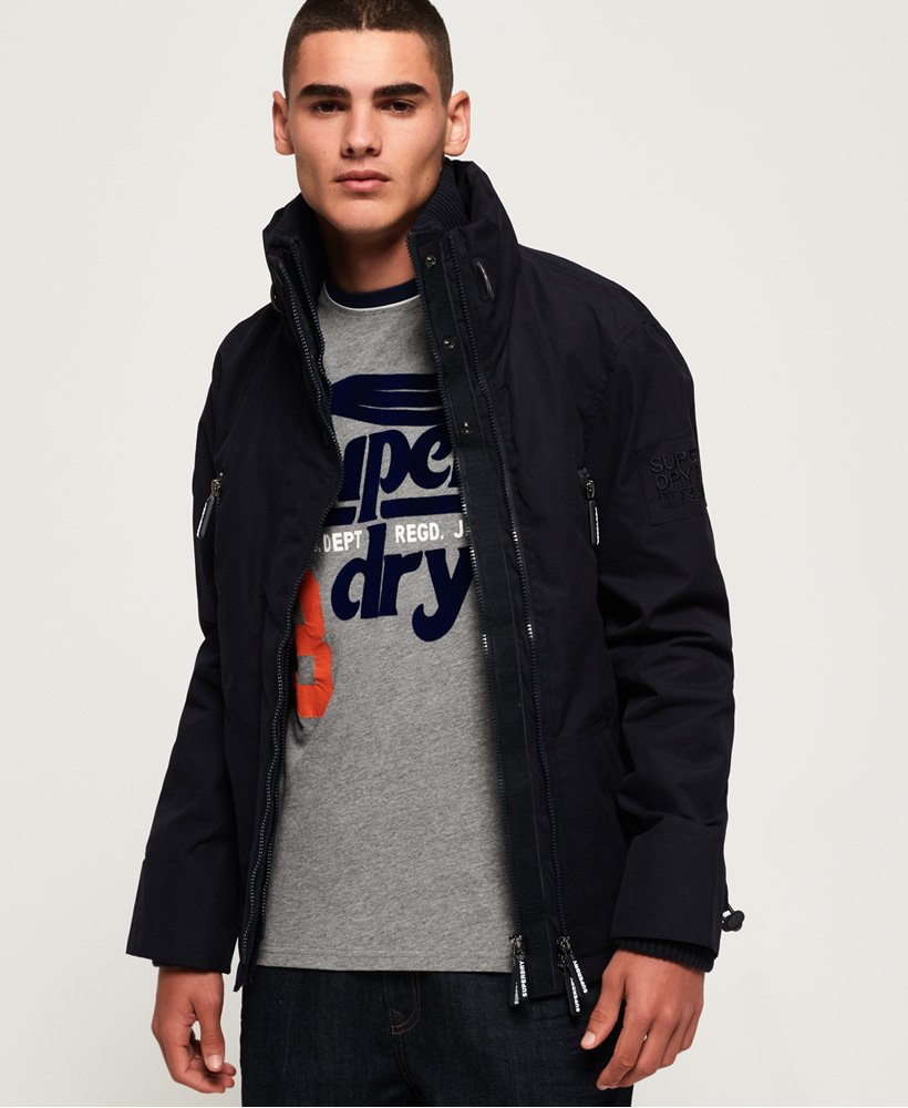 Superdry Microfibre SD-Windattacker Jacket thumbnail 1
