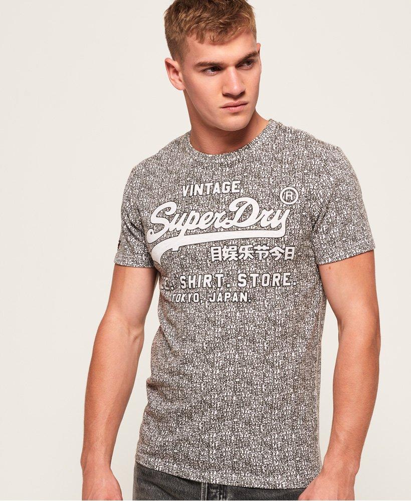 Superdry Shirt Shop T-Shirt thumbnail 1