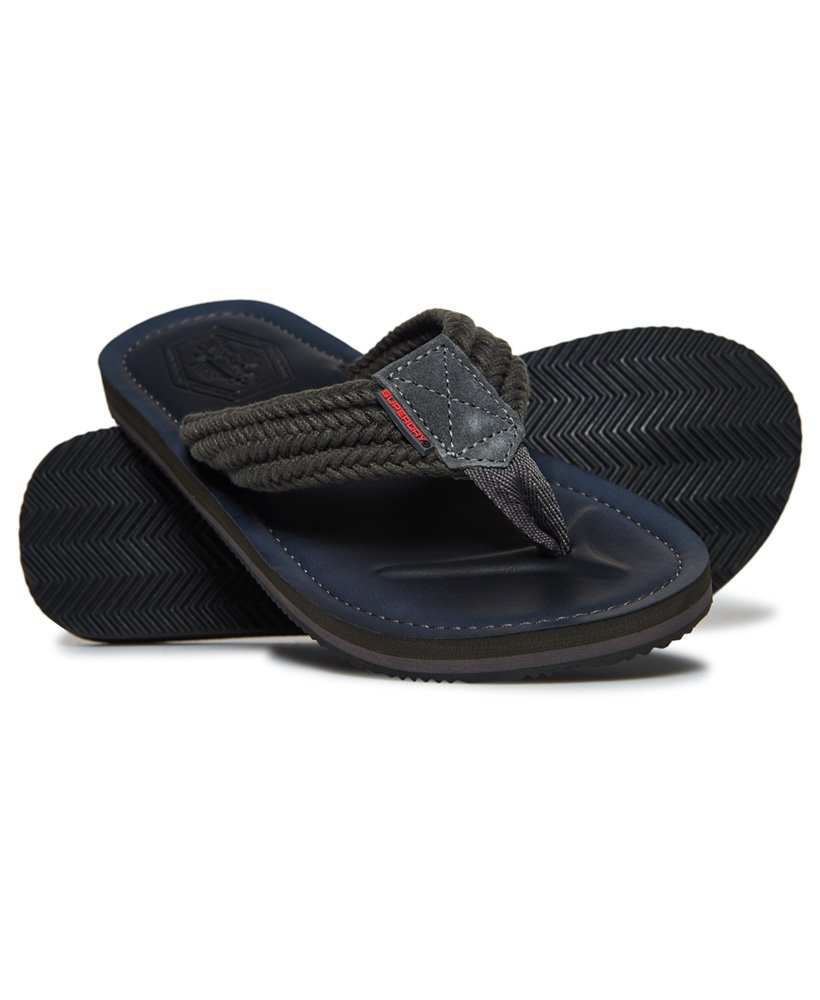 Superdry Cove teenslippers thumbnail 1