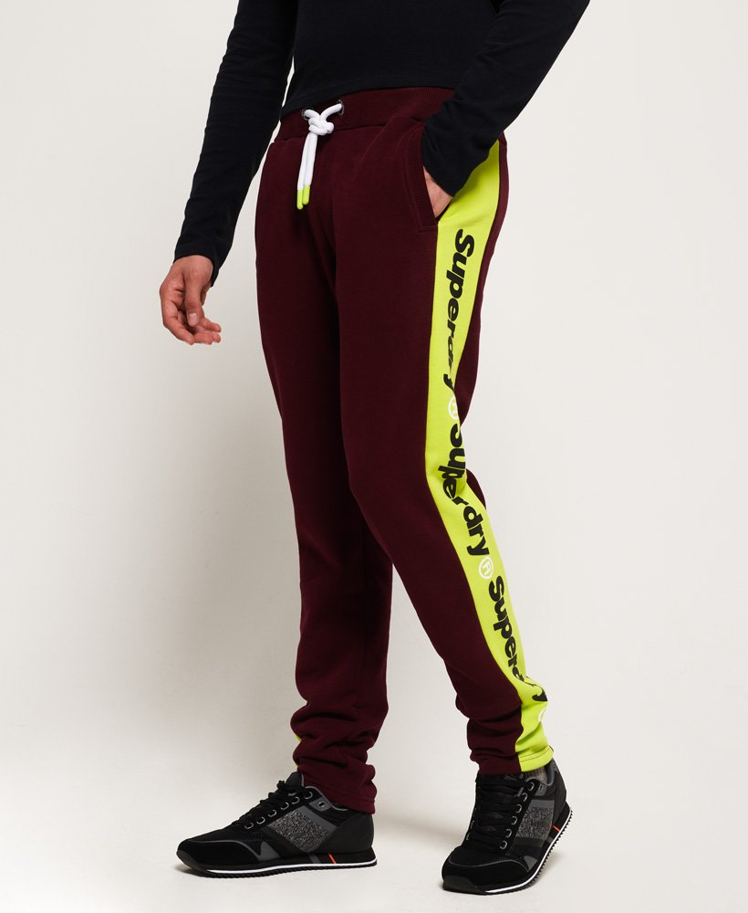 Superdry Trophy Micro joggingbroek