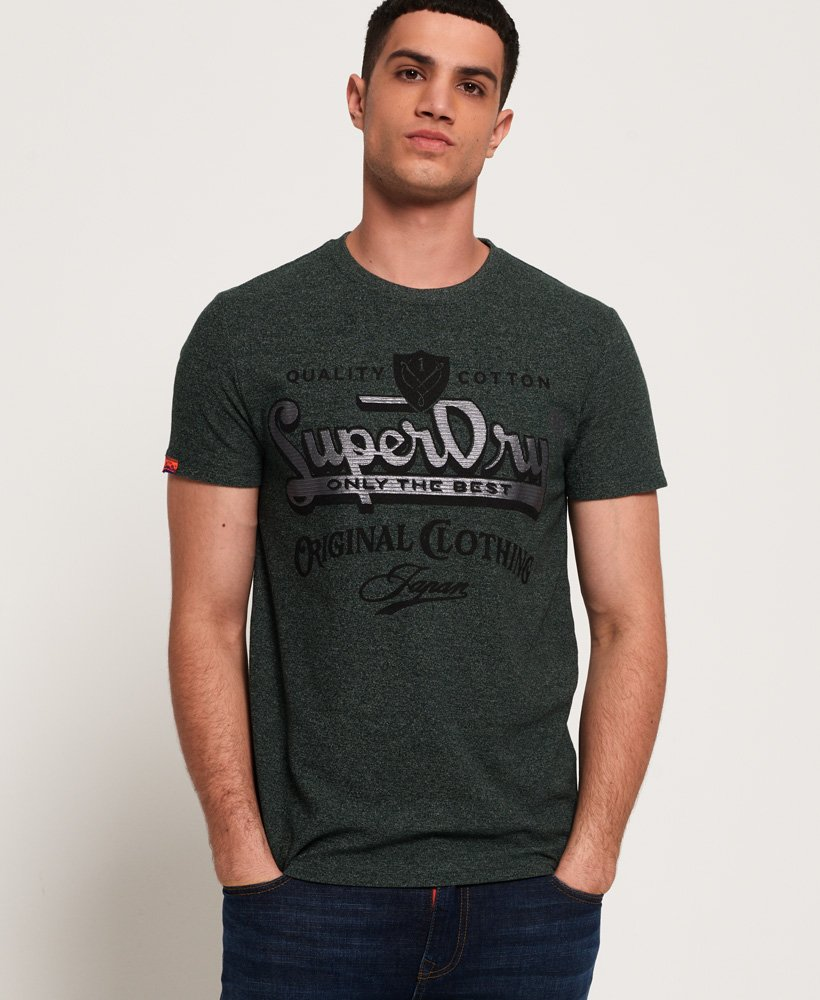 Superdry T-shirt indéchirable Heritage Classic  thumbnail 1