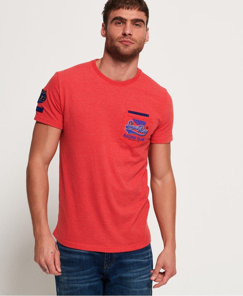Superdry Famous Flyers Pocket T-Shirt thumbnail 1
