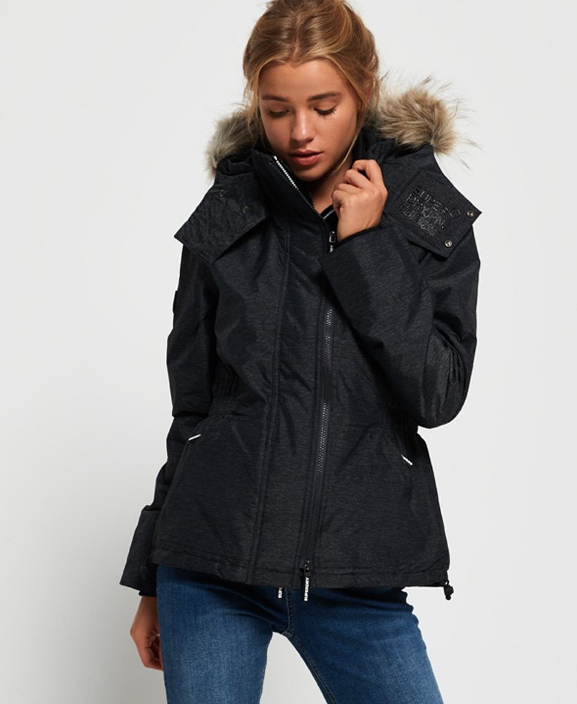 Superdry Hooded Faux Fur Winter SD-Windattacker thumbnail 1