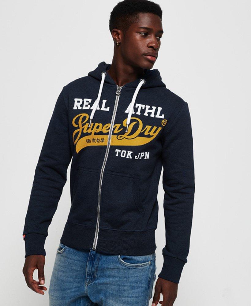 Superdry Heritage Classic hoodie met rits