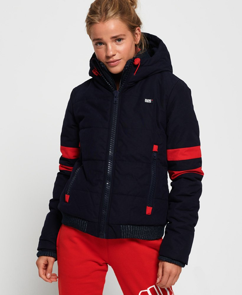 Superdry Downtown Sports Steppjacke Damen Jacken & Mäntel