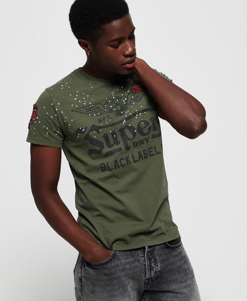 Superdry T-shirt semi-épais Tour thumbnail 1