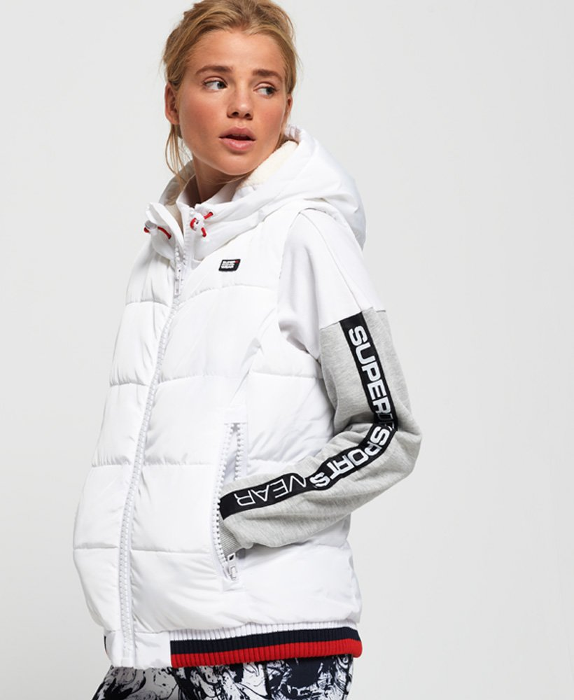 Superdry Sportswear Snorkel Gilet