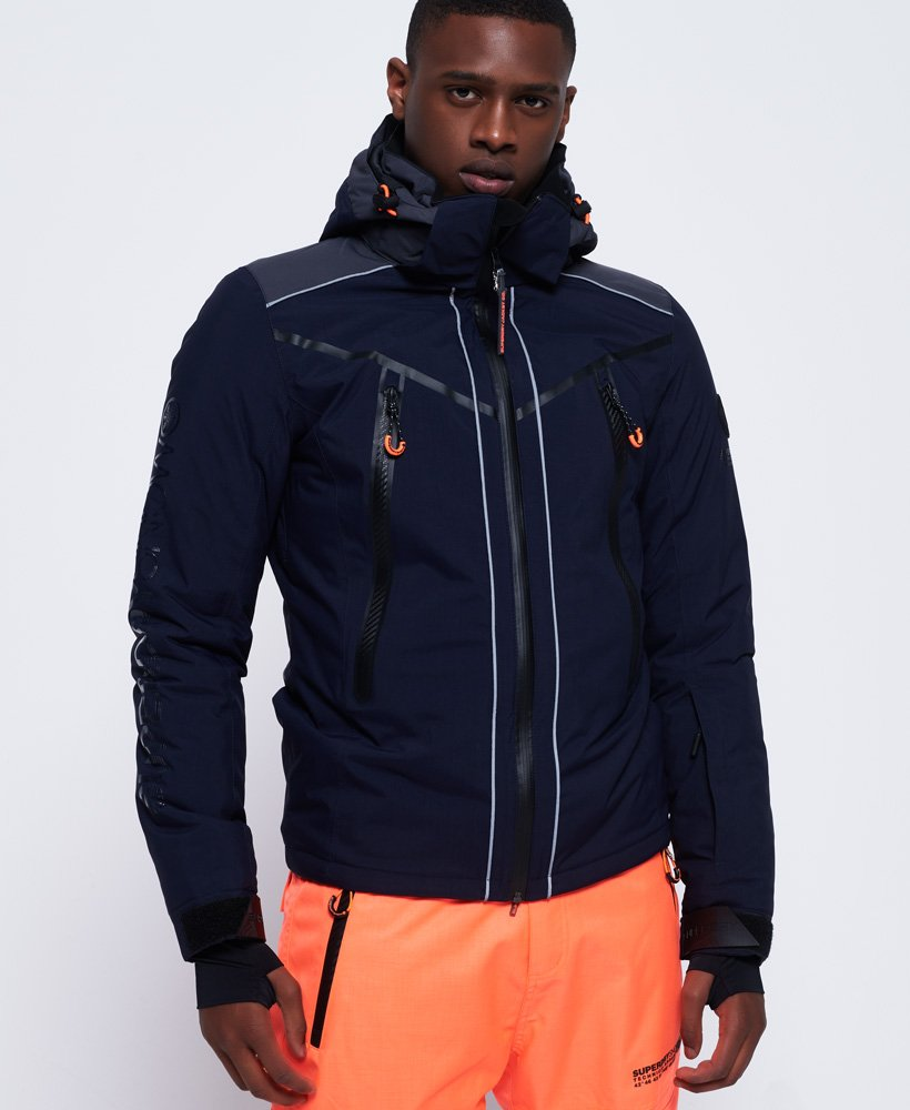 Superdry Downhill Racer Steppjacke thumbnail 1