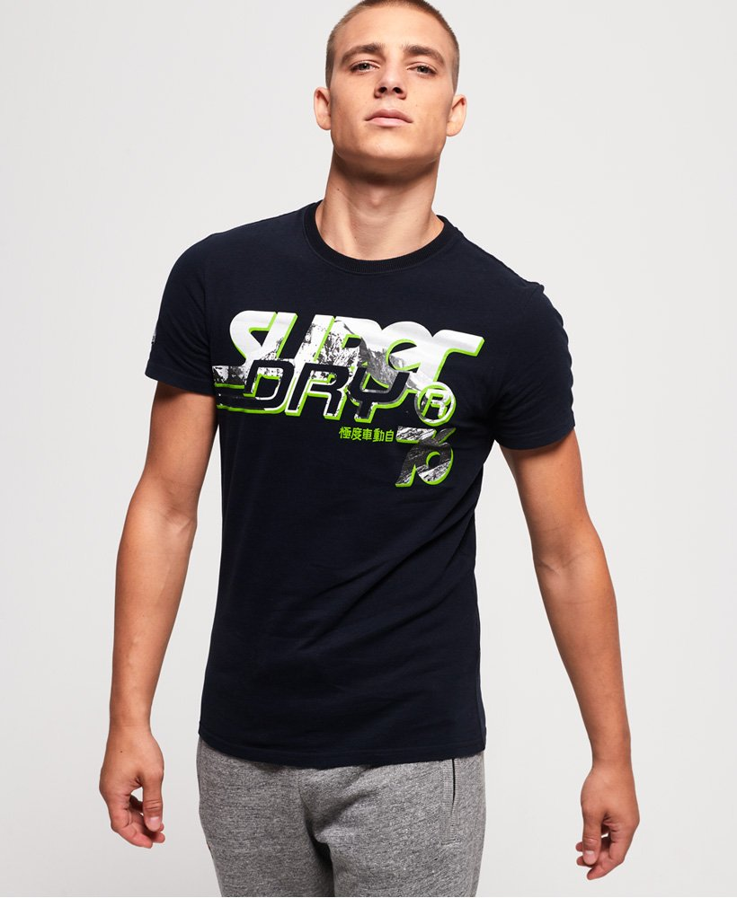 Superdry Photographic Drop T-Shirt  thumbnail 1