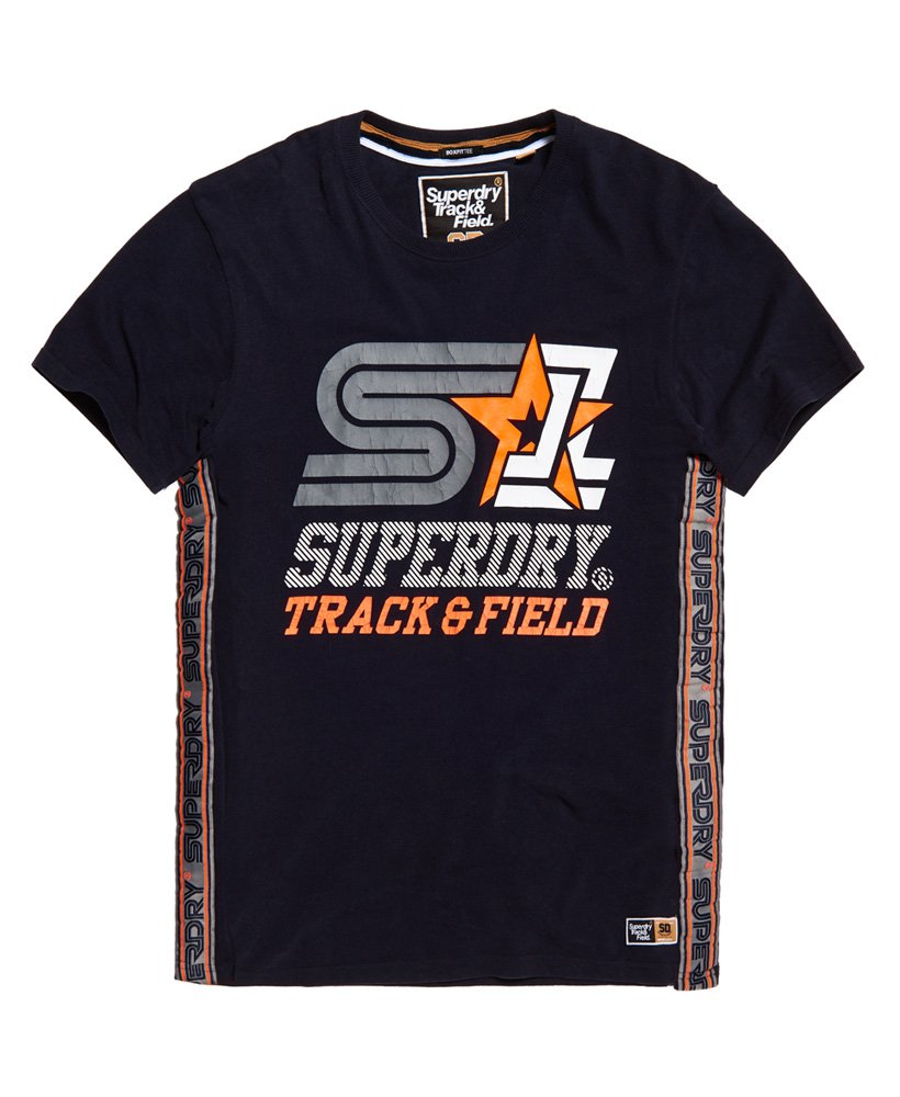 Superdry Triple Star Taped Oversized T-Shirt