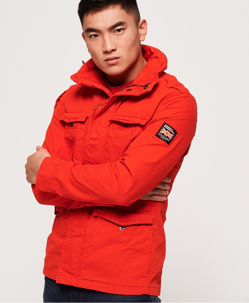 Superdry Classic Rookie Military Jacket thumbnail 1