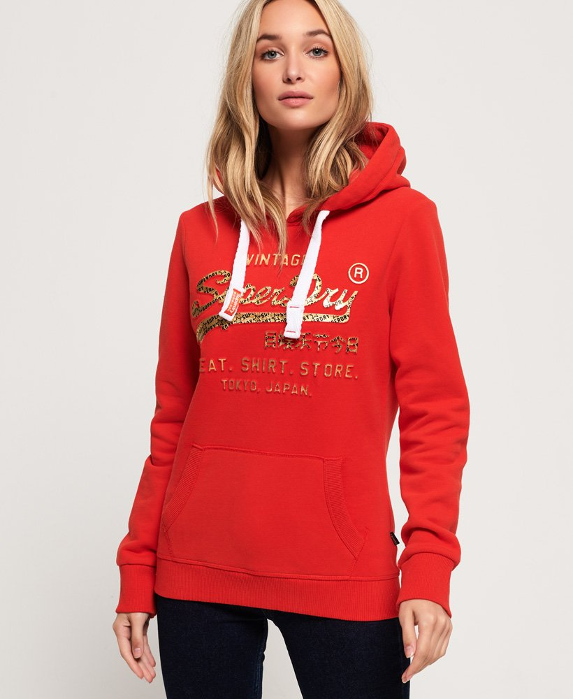 En À Logo Shop Capuche Superdry Relief Molletonné Sweat Shirt aqx5w1