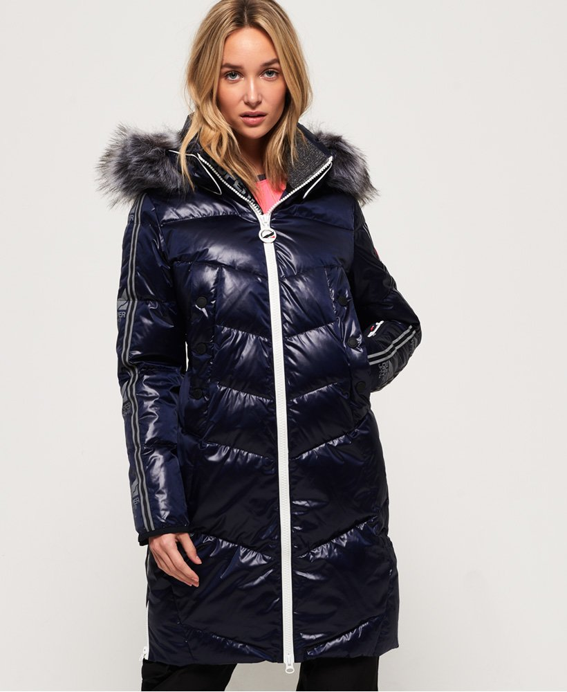 Superdry SD Glacier Isobar Down Jacket