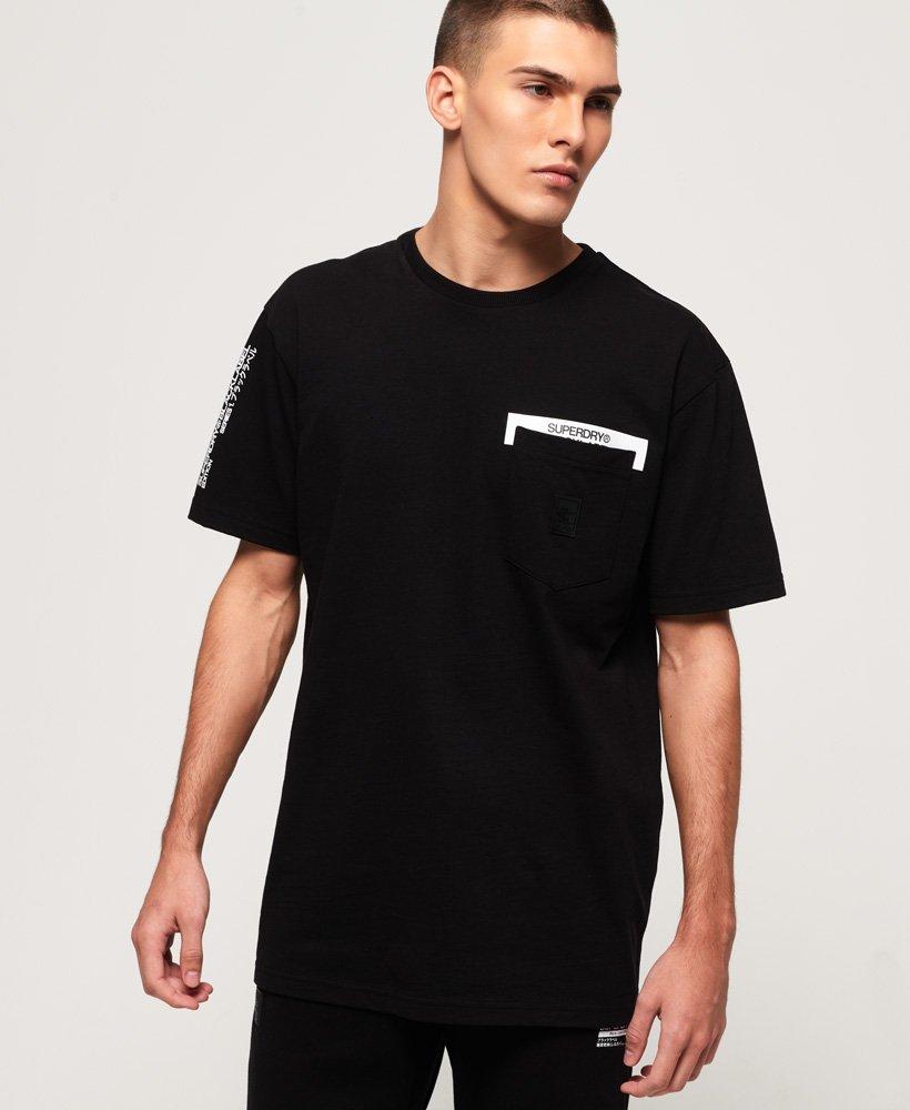 Superdry Black Label Edition Pocket T-Shirt  thumbnail 1