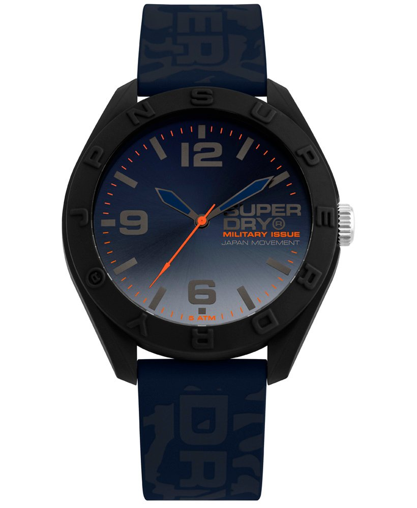 Superdry Osaka Camo Watch thumbnail 1
