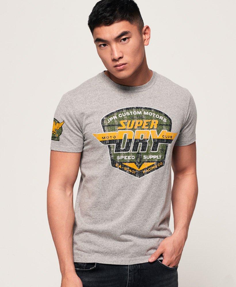 Superdry Camiseta ligera Custom Tin Tab thumbnail 1