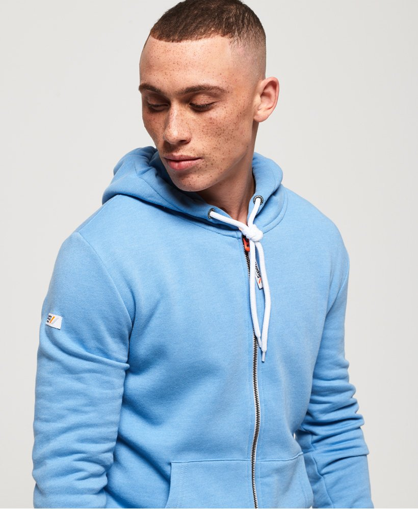 Superdry Sweat à capuche zippé LA thumbnail 1