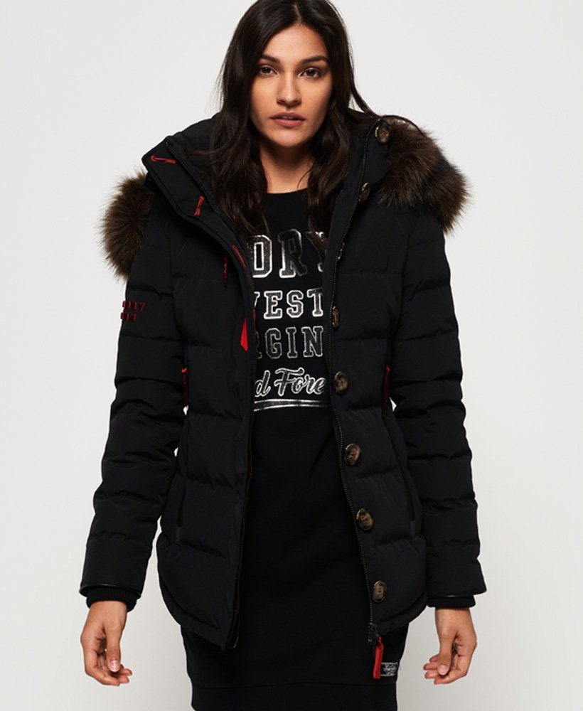 Superdry Premium Down Trophy Jacket thumbnail 1