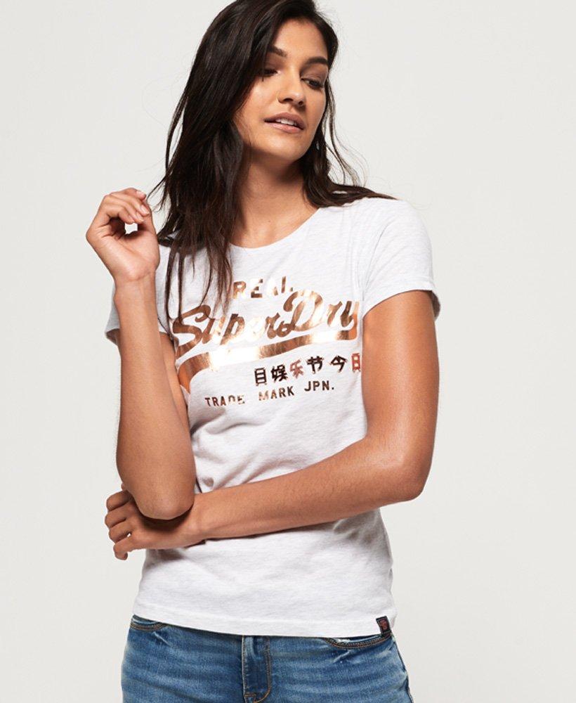 Superdry Vintage Logo Metalwork T-Shirt