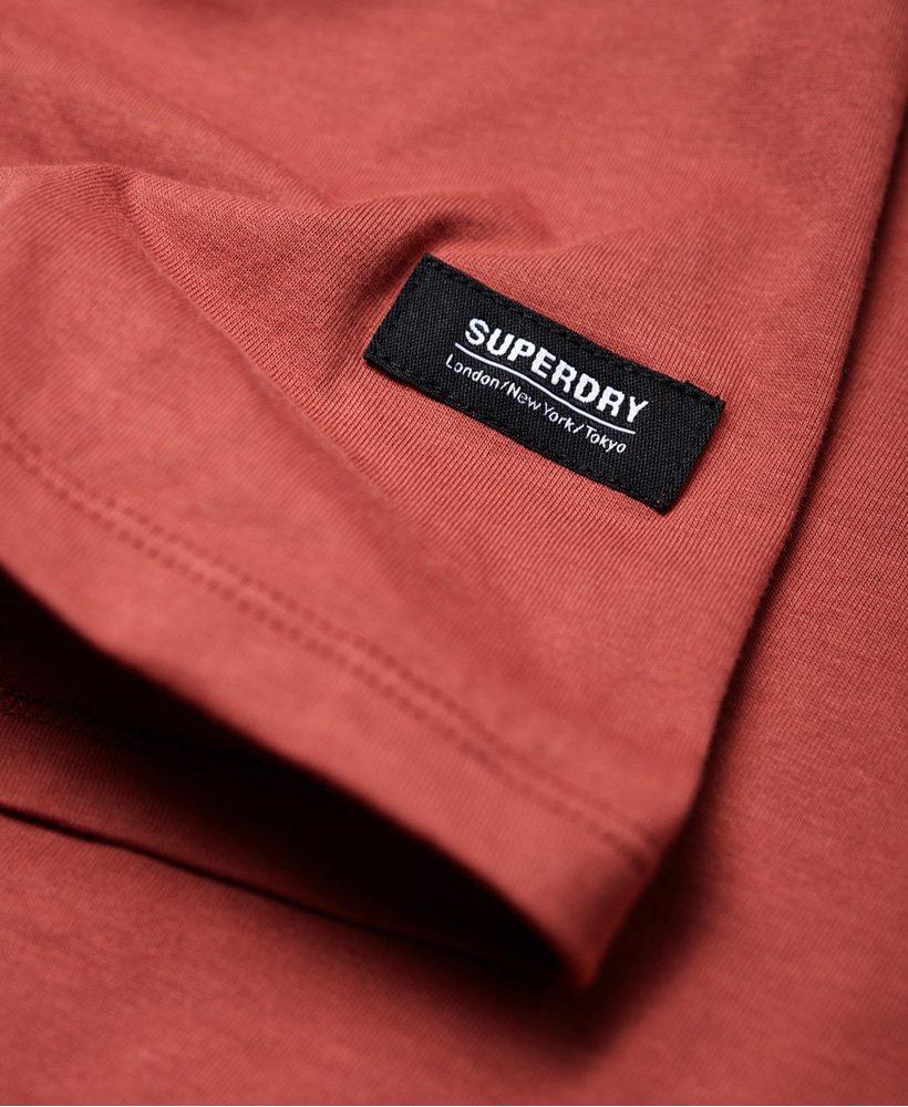 Superdry Utah Oversized T skjorte Dame T skjorter