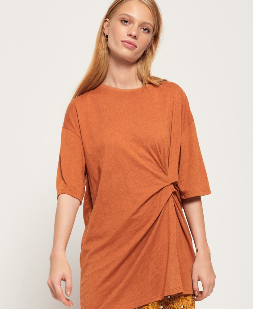 Superdry Carmel Distorted T-shirt