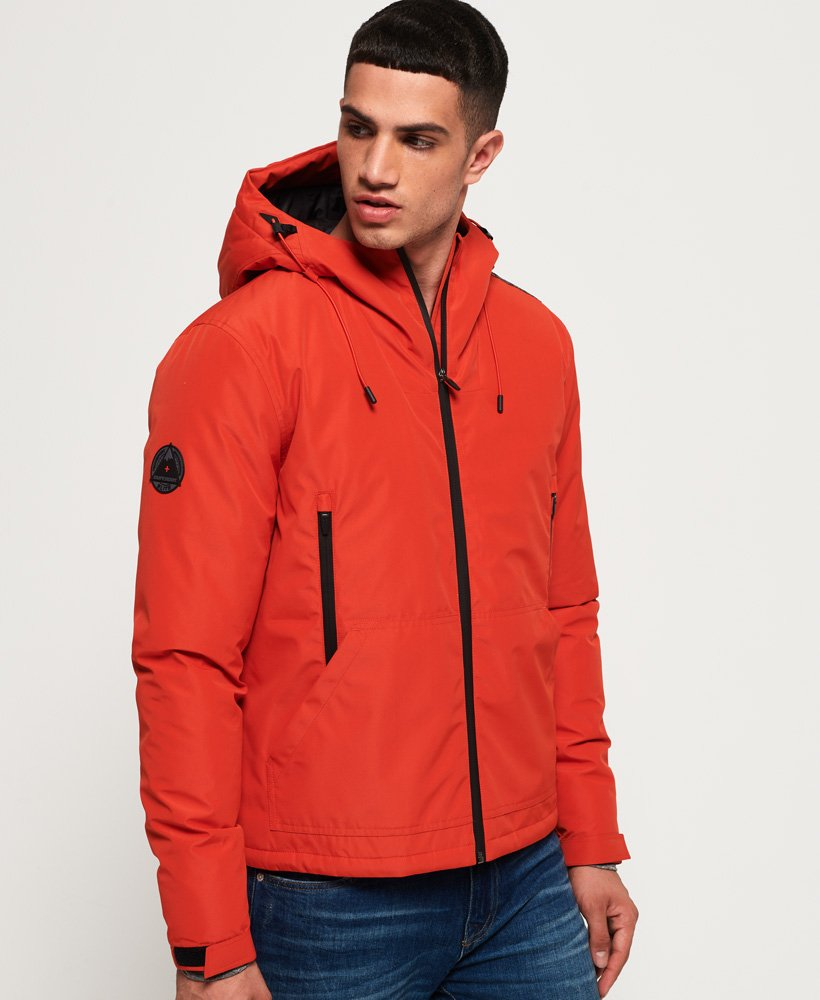 Superdry Gewatteerde Elite SD-Windcheater jas thumbnail 1