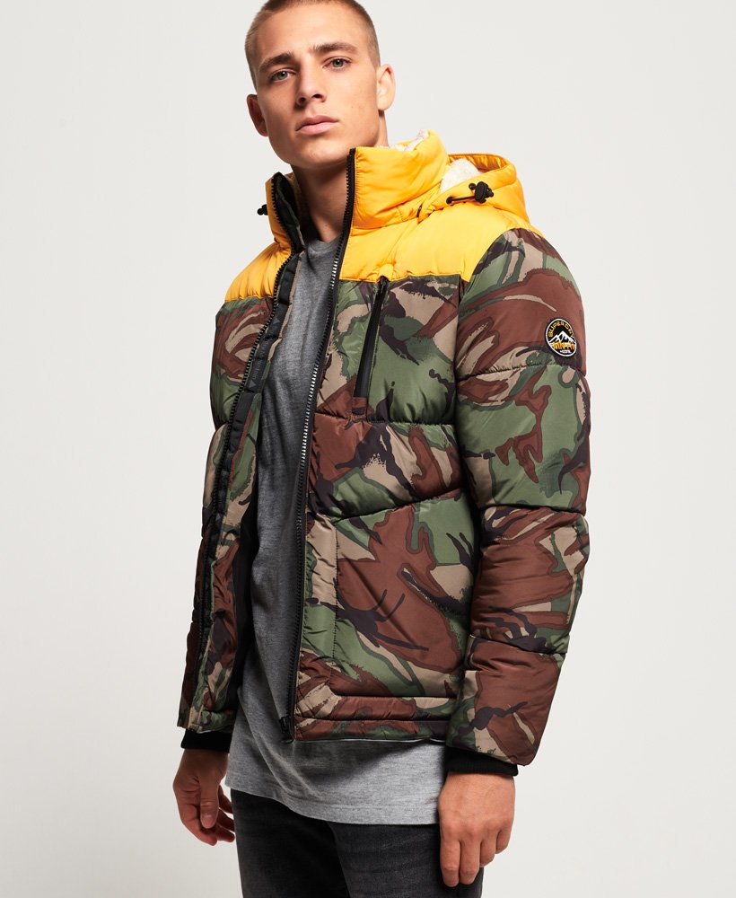 Superdry SD Expedition Coat  thumbnail 1