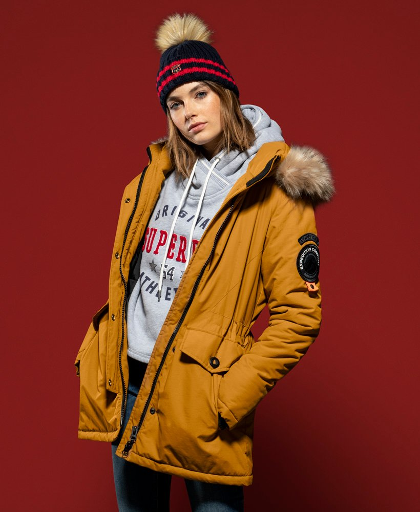 Superdry Veste Ashley Everest Vestes et manteaux pour Femme