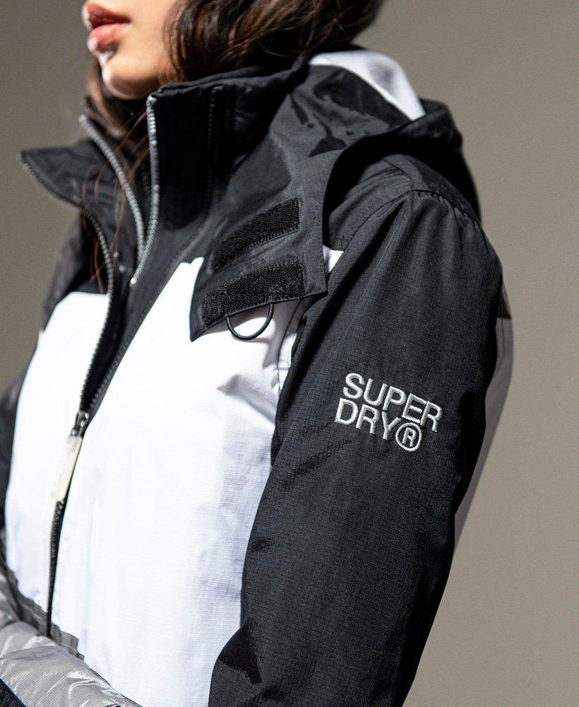 Superdry Arctic Splice SD Windcheater mit Kapuze Damen