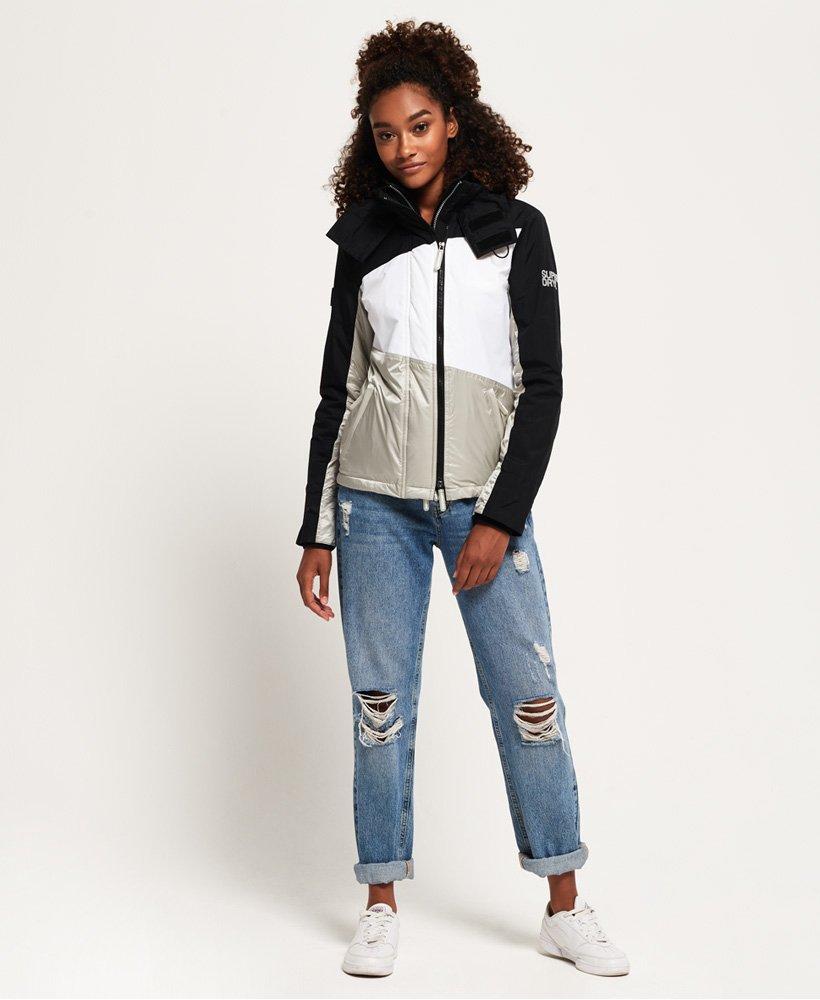 Veste à capuche Arctic Splice SD Windcheater,Femme,Coupe vent