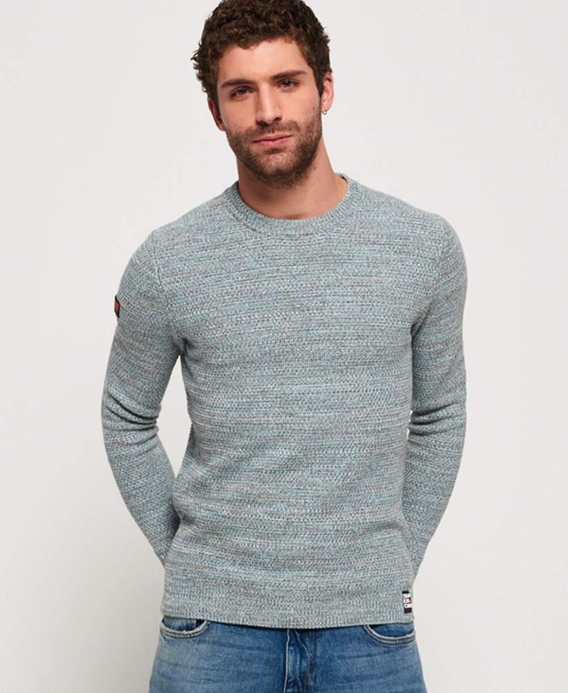 Superdry Upstate Crew Jumper thumbnail 1