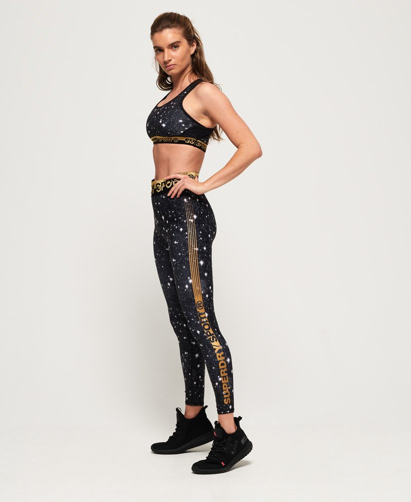 Superdry Core 7/8-Leggings thumbnail 1